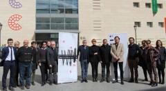 Representantes institucionales del Festival Ensems. Imagen cortesía del IVC.