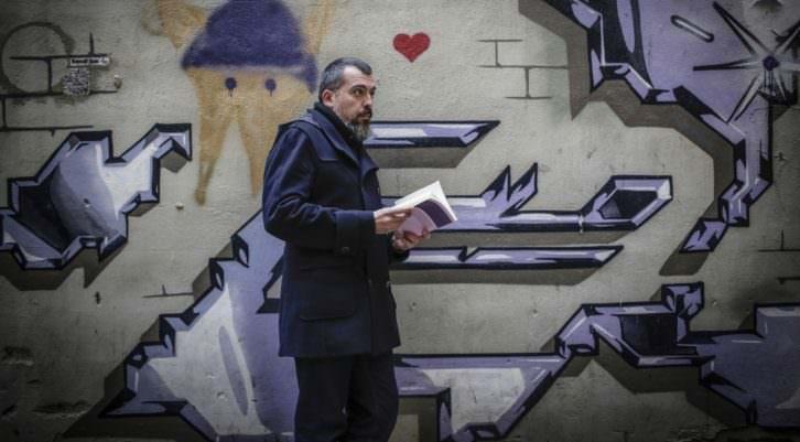 Antoni Rubio. Fotografia de José Cuéllar