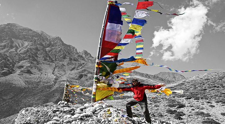 Fotografía en el Tíbet. Daniel Torán.