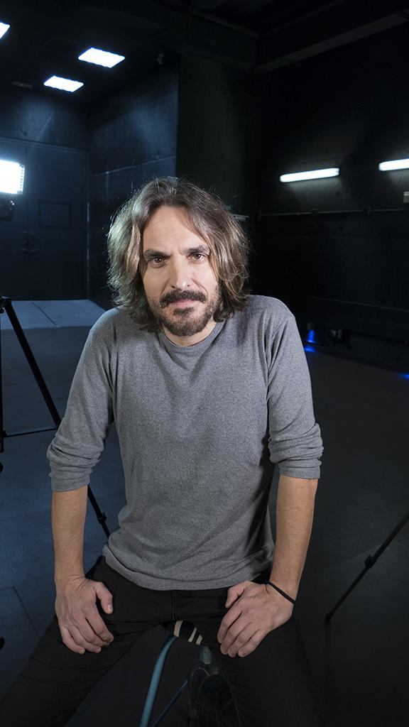 Jordi Ballester. Imagen cortesía de Poética 2.0