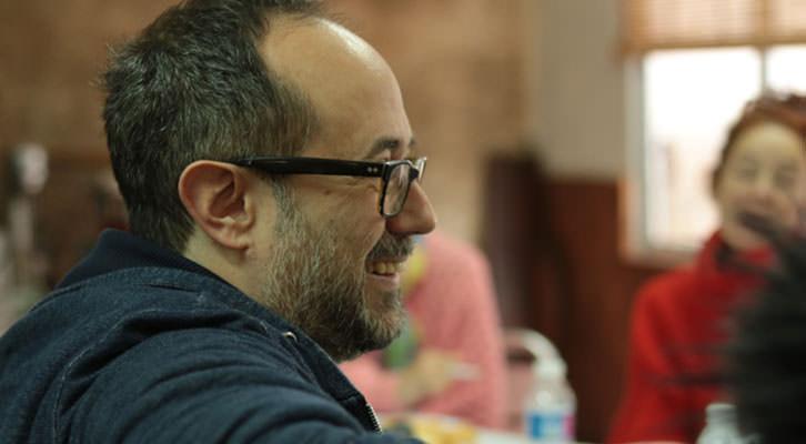 Álex Montoya. Imagen cortesía del autor.