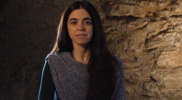 Verónica Andrés. Imagen cortesía de Poética 2.0