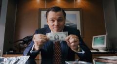 'El lobo de Wall Street', de Martin Scorsese, será una de las películas analizadas en la mesa redonda 'Una mirada a la economía a través del cine'.