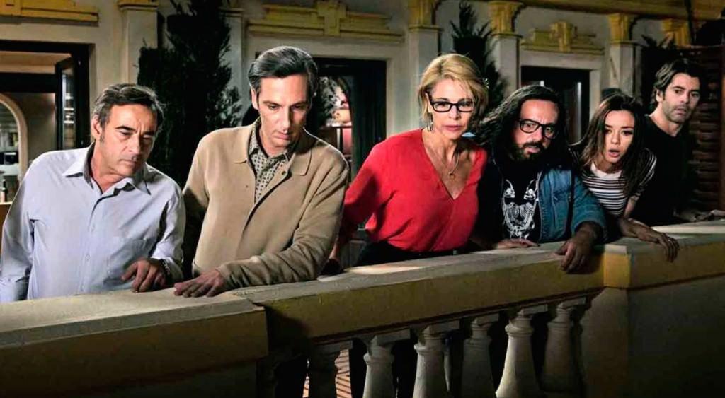 El Festival del cine español de Italia se inaugurará en Roma con la cinta 'Perfectos Desconocidos', de Álex de la Iglesia. Fotografía cortesía del festival.