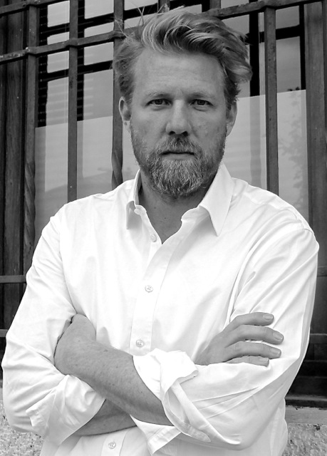 Jason Webster. Imagen cortesía del autor.