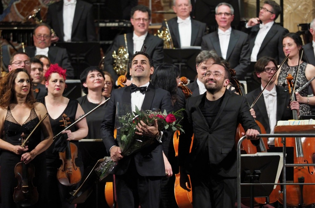La Orquesta de Valéncia. Imagen cortesía del Palau de la Música.