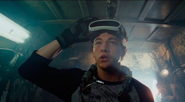 Fotograma de Ready Player One, de Steven Spielberg.