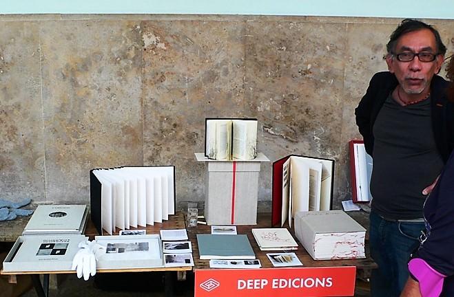 Algunos de los Stands del Festival del libro Sindokma 2017. Fotografía de archivo, Vicente Chambó