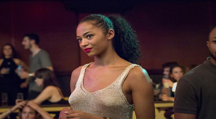 Elena (Berta Vázquez). Fotografía cedida por Sony Pictures.