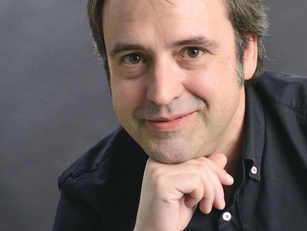 Juan Francisco Ferrándiiz. Imagen cortesía del autor.