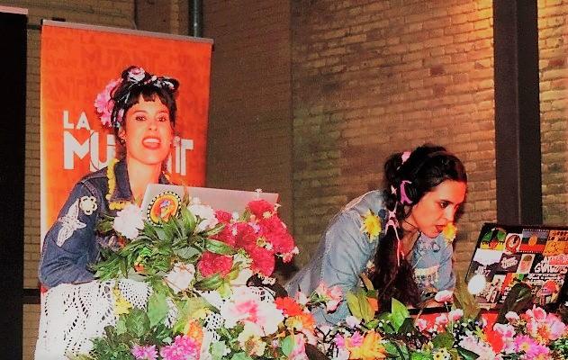 Las Hijas de la Cumbia. Fotografía de Javier Martínez Fernández