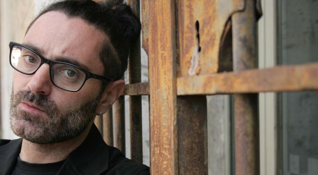 Mirko Zilahy en Valencia Negra. Imagen cortesía de Sala Russafa