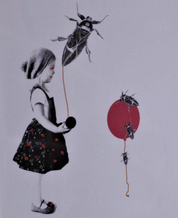 Obra de Mariangela Artese. Fotografía de Néstor Navarro.