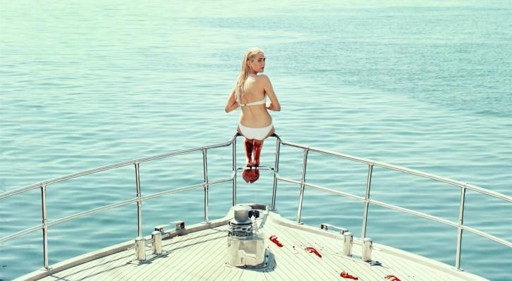 Imagen del filme 'Holiday', controvertido debut de la sueca Isabella Eklöf. Fotografía cortesía de Filmin.