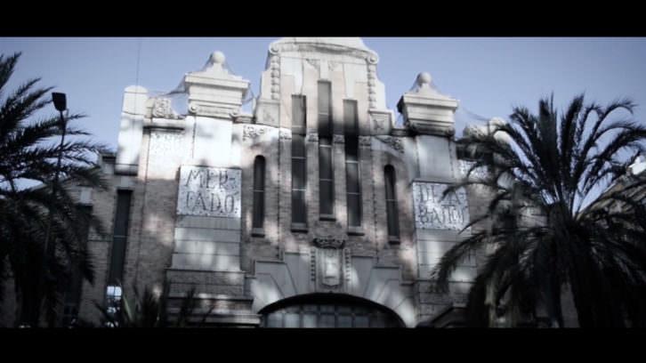 Una de las escenas del documental, Mercado Central de Alicante. Imagen cortesía Letra & Frame.