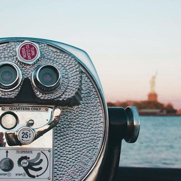 Fotografía de Nueva York realizada por Leticia Pardo. Imagen: Cortesía de @theadventuroustraveler