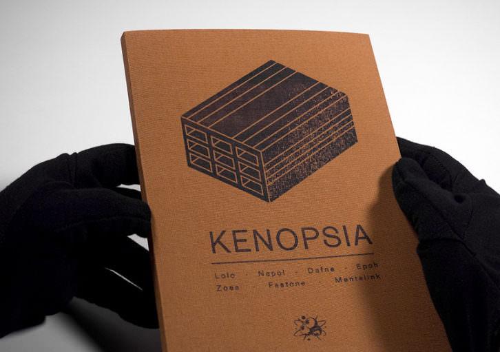 Kenopsia, proyecto de David de la Torre. Imagen cortesía de ESAT.