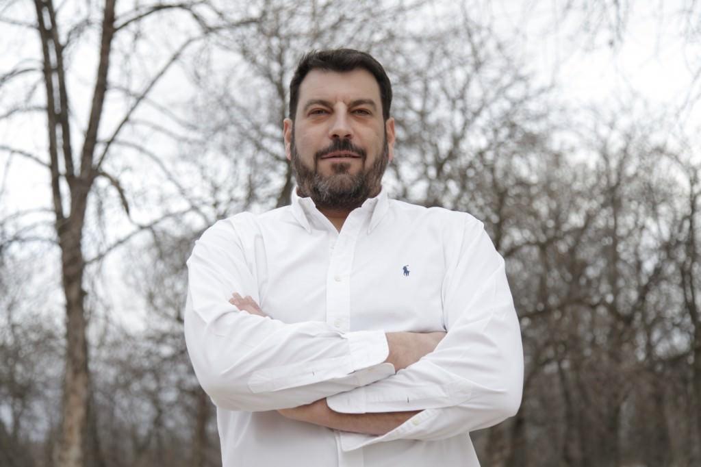 Santiago Diaz. Imagen cortesía del autor.