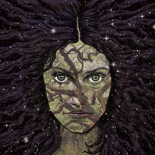 Violética, de Nacho Vegas. Ilustración de Miguel Brieva.