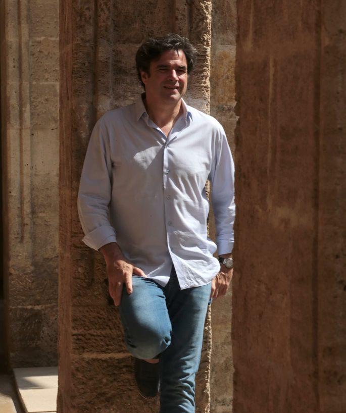 Fernando Bovaira. Imagen cortesía de Cinema Jove.