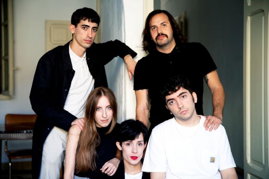 El grupo La Plata. Fotografía  de Adriana Chávez por cortesía de Music Port Fest.