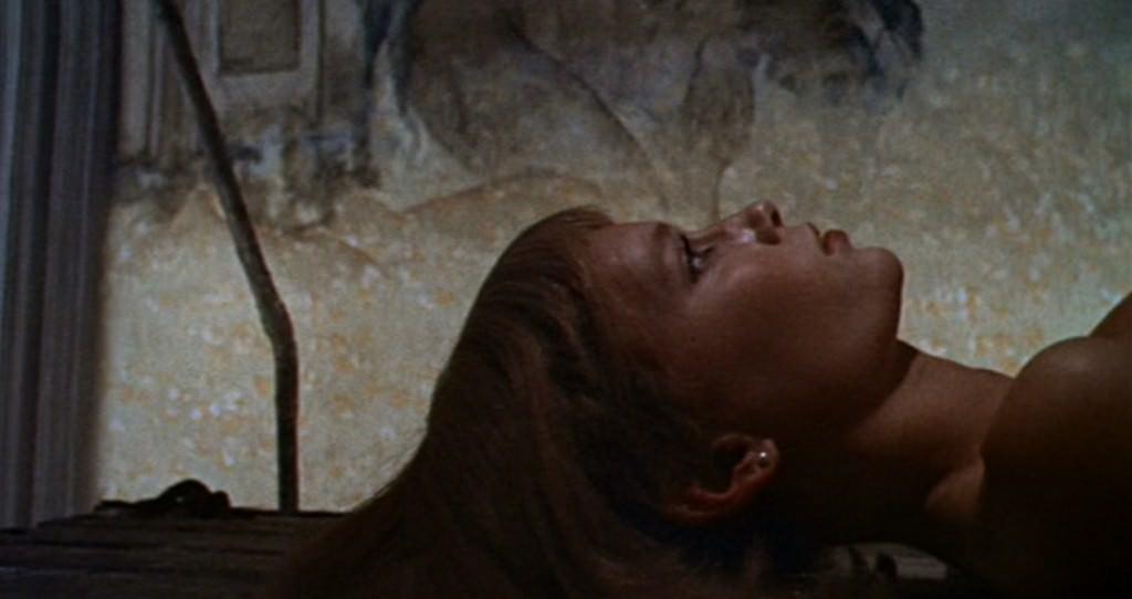 Fotograma de 'La semilla del diablo', de Roman Polanski.
