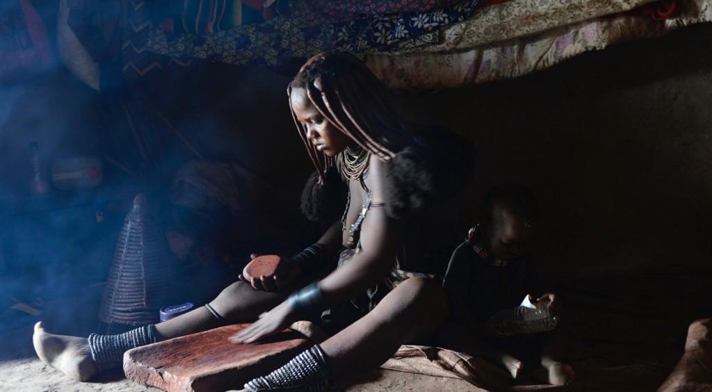 Una de las imágenes que forman parte de 'Malkia Afrika', de Miguel Márquez. Fotografía cortesía del autor.