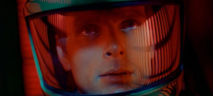 Fotograma de '2001. Una odisea en el espacio', de Stanley Kubrick.