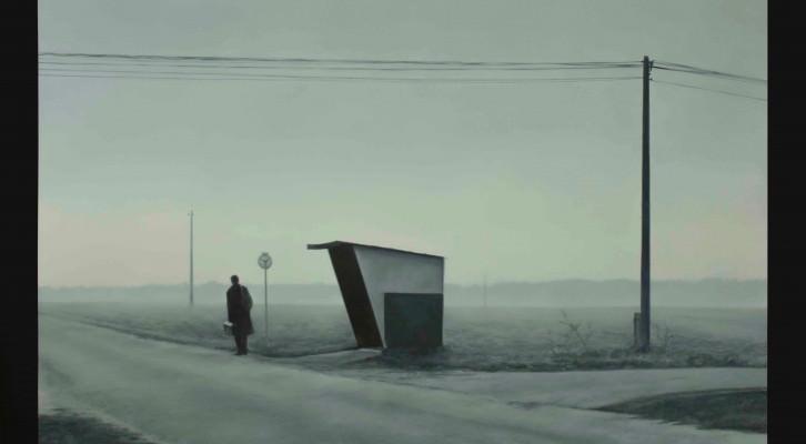 Imagen de la obra 'On the road', de Jose Antonio Ochoa, perteneciente a la exposición 'Tiempo sostenido', que se exhibirá en Galería Thema. Fotografía cortesía de LaVAC.