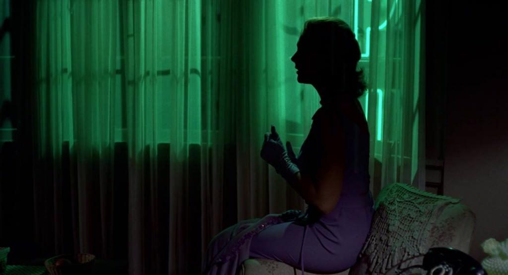 Fotograma de 'Vértigo', de Alfred Hitchcock.