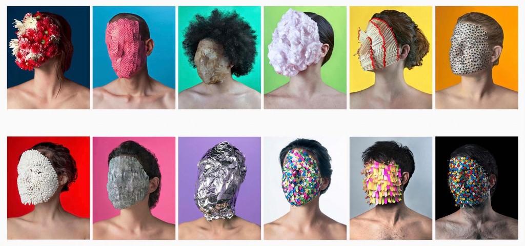 Imagen de una de las obras pertenecientes a la serie 'Human', de Bárbara Traver. Fotografía cortesía de Factoryart.