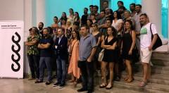 Responsables y seleccionados de Graneros de creación. Imagen cortesía de la Generalitat Valenciana.