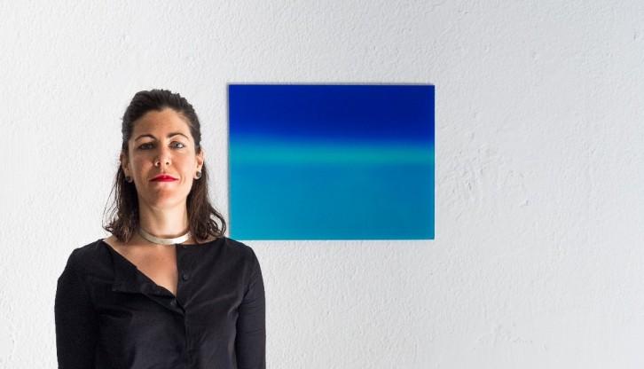 Alejandra García-Blasco. El color de la primera luz. Imagen cortesía Ancom.