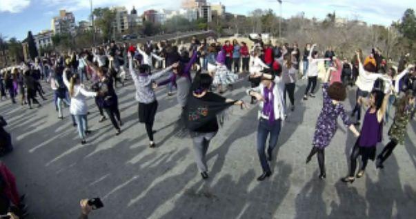 Batucada flamenca. Imagen cortesía de Mostra Viva.