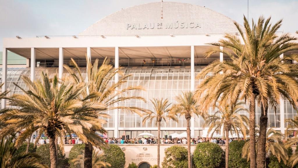 Palau de la Música de Valencia. Festival Deleste