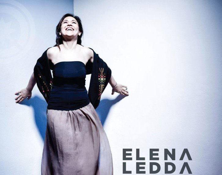 Elena Ledda. Imagen cortesía de Mostra Viva.