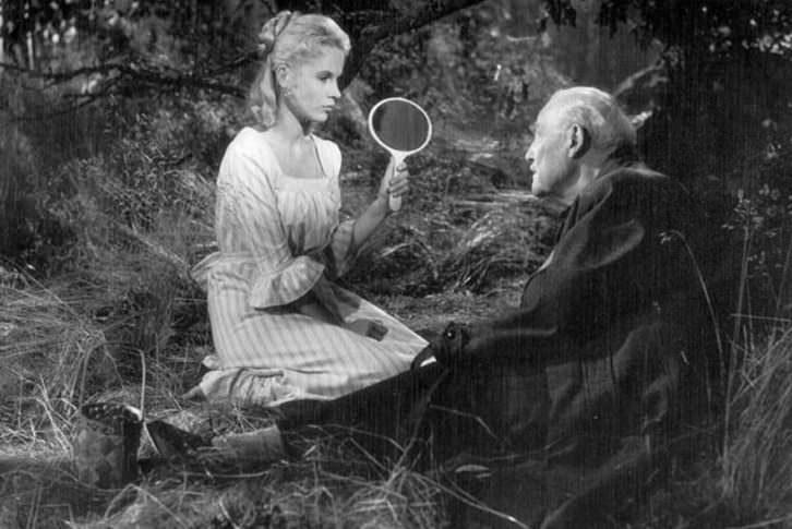 Fresas salvajes, de Ingmar Bergman. Imagen cortesía de la Filmoteca de Valencia.
