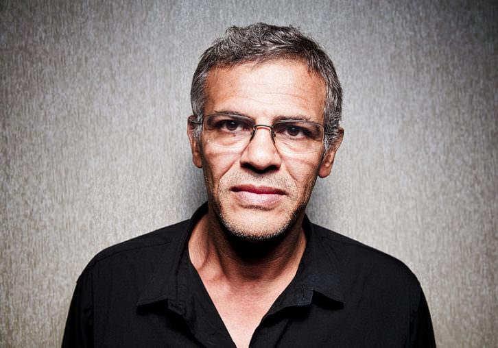 Abdellatif Kechiche. fotografía de Michael Watier por cortesía de la Mostra de València.