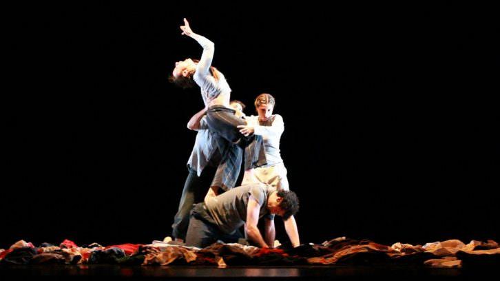 Bucle 14 'Drap'. Imagen cortesía de Circuito Bucles Danza.