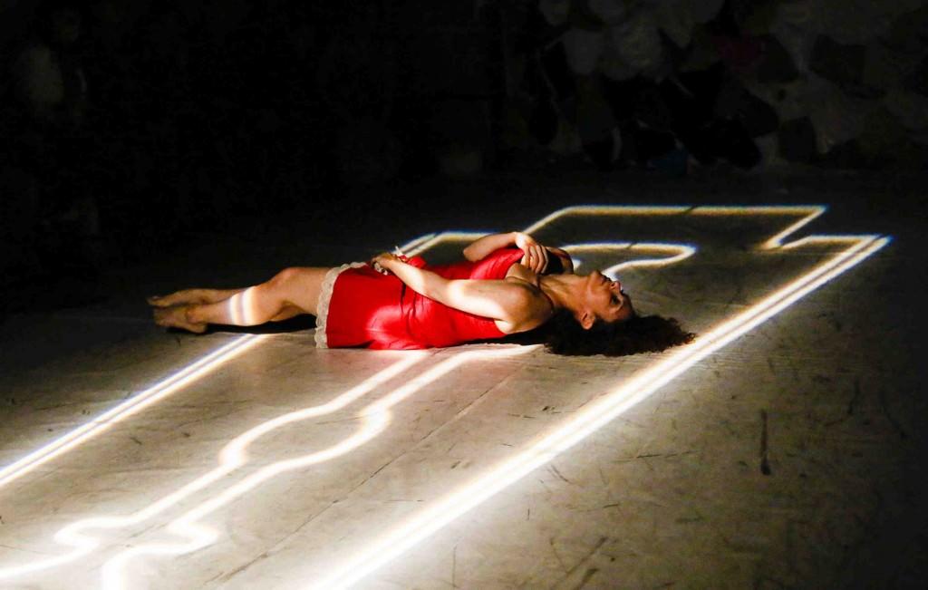 Cuerpos y números, The Little Queens. Imagen cortesía de Carme Teatre