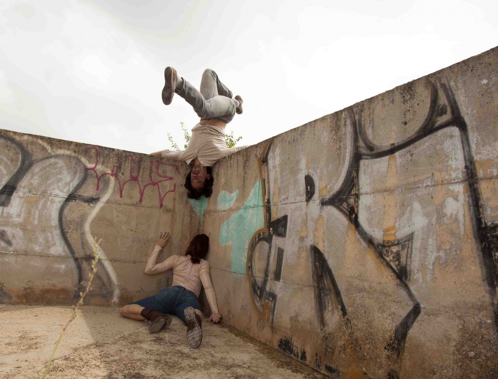 Go Wild, de Cristina M. Gómez y Sebastián Rowinsky. Imagen cortesía de Carme Teatre.