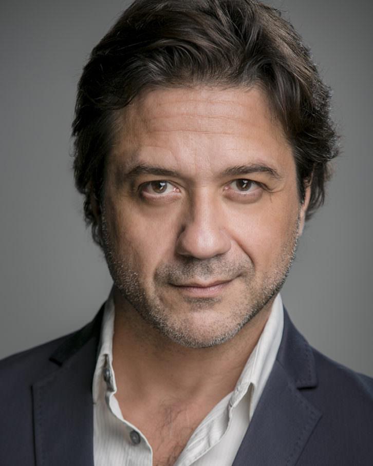 Enrique Arce. Foto: Nicholas Dawkes.