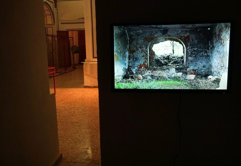 Ausencia, presencia en el habitar contemporáneo. Imagen cortesía de los comisarios