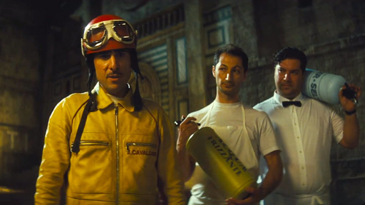 Wes Anderson Short Film. Imagen cortesía de La Cabina.