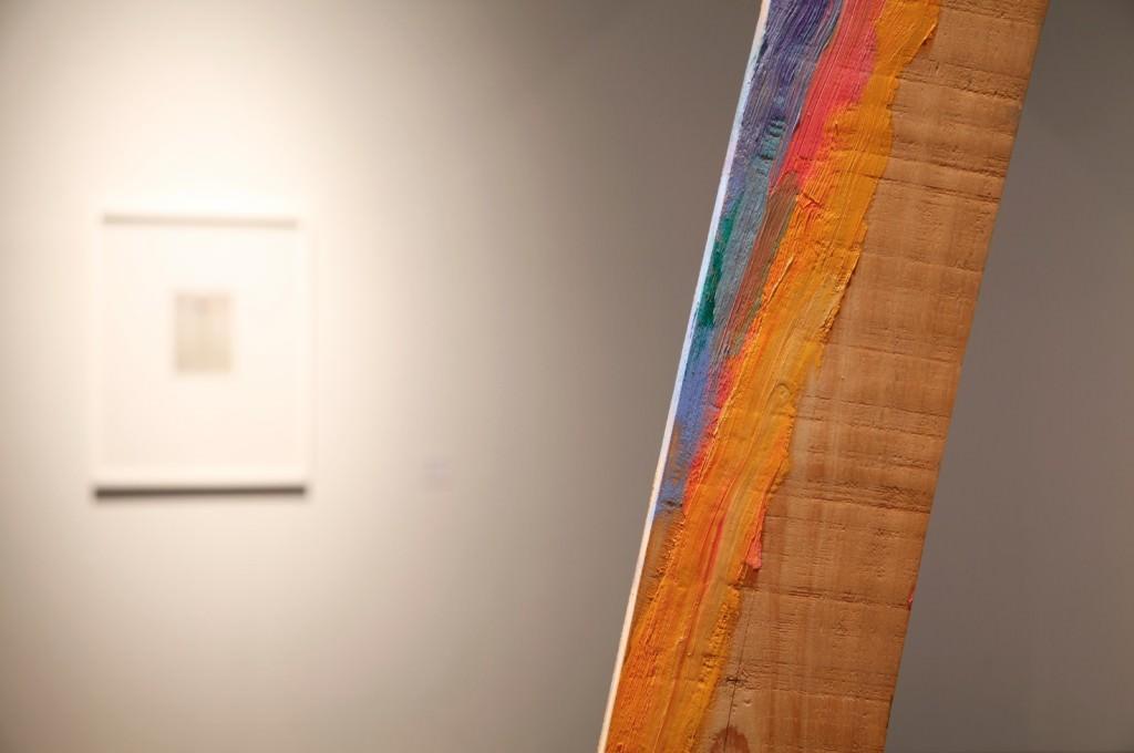 Obras de la exposición del Premio mardel. Imagen cortesía del Centre del Carme.