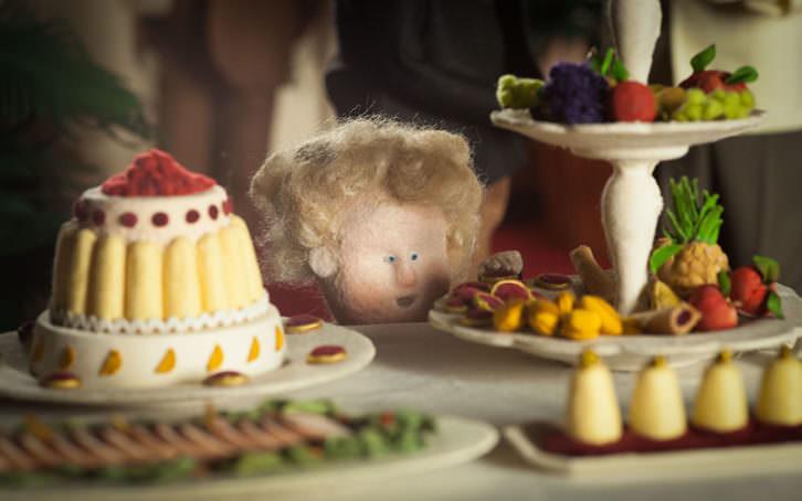 Ce Magnifique Gâteau! Imagen cortesía de La Cabina.