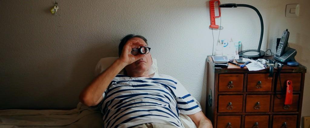 Fotograma de la película 'En busca del Oscar', de Octavio Guerra. Fotografía cortesía del director.