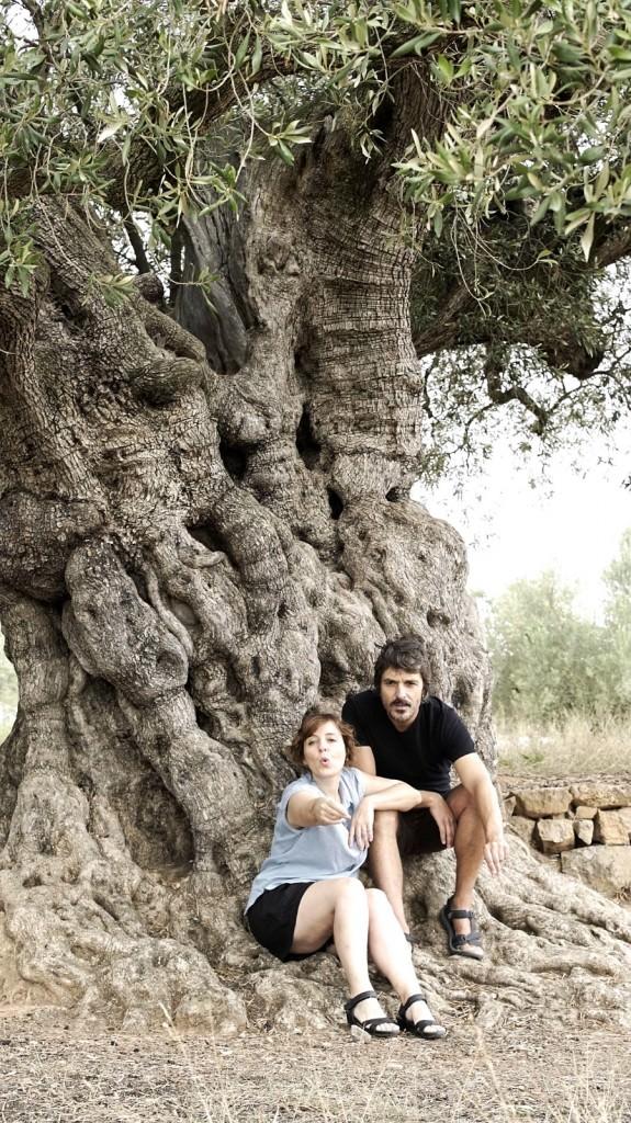 Jordi Ballester y Mafalda Bellido en 'Chucho'. Imagen cortesía de Sala Ultramar.