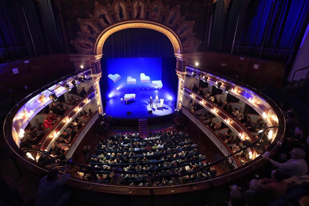 Gala de los Premis Carles Santos de la Música Valenciana. Imagen cortesía del IVC.