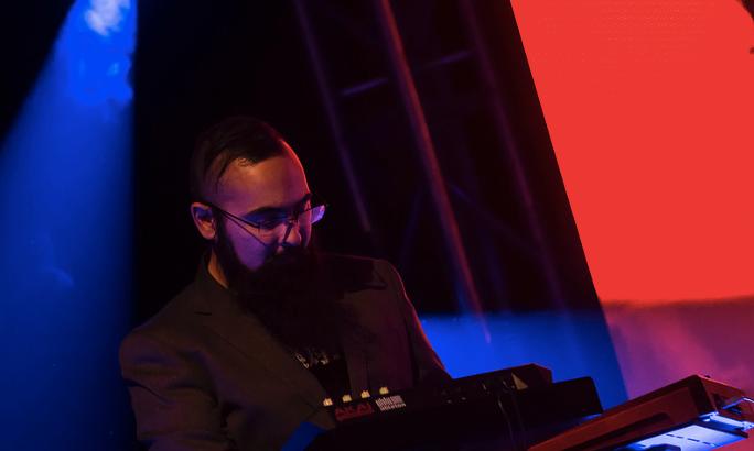Ben Cantil. Imagen cortesía de Berklee College of Music